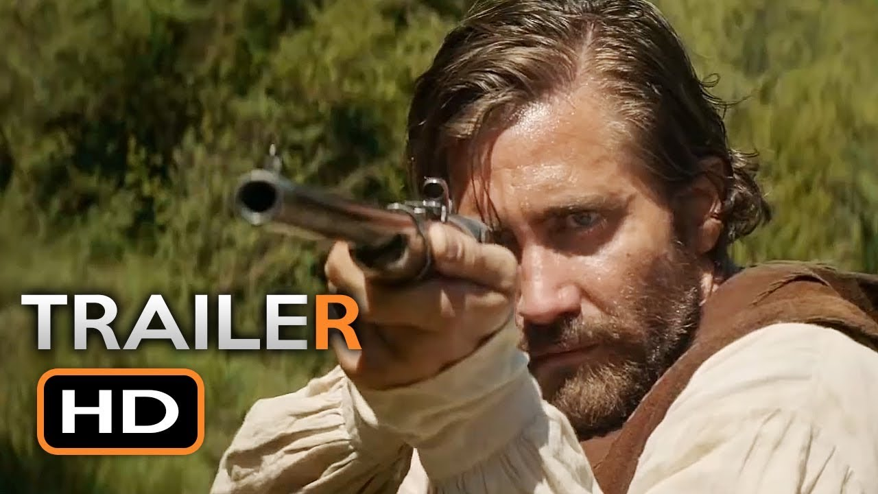 Download The Sisters Brothers Official Trailer #1 (2018) Jake Gyllenhaal, Joaquin Phoenix Western Movie HD