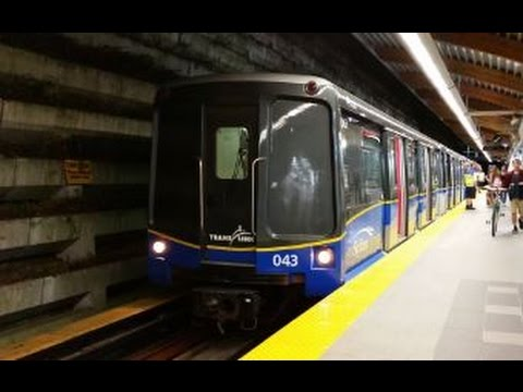 Millennium Line  - 22nd Street to Commercial Drive Station Via Columbia