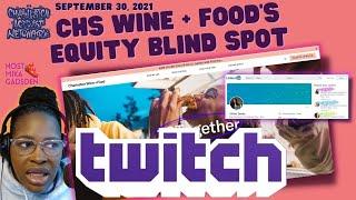 🌶 Charleston Wine + Food's Equity Blind Spot