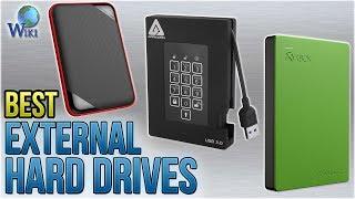 10 Best External Hard Drives 2018