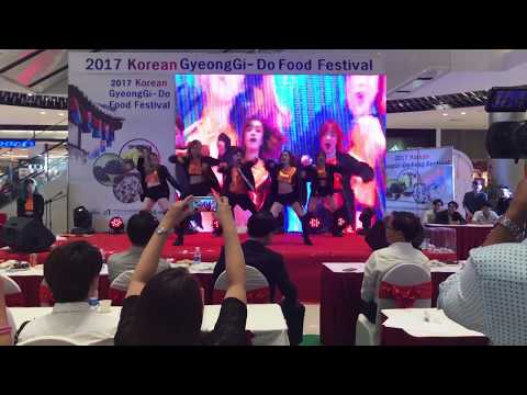 [1ST PRIZE - Korean GyeongGi-Do Food Festival 2017] _ The Heat Dance Crew from Vietnam