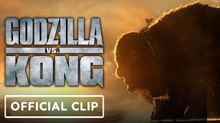 Godzilla vs. Kong - Official Clip (2021) Alexander Skarsgård, Rebeccal Hall