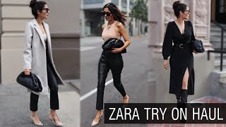 ZARA TRY ON HAUL 2020 *new in