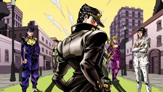 First Anime Battle Royale?! Jojo's Bizarre Adventure Last Survivor OFFICIAL TRAILER