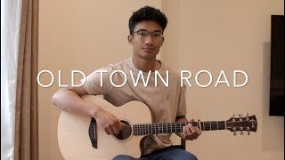 Old Town Road Lil Nas X - FREE TABS Fingerstyle Guitar Cover.mp3