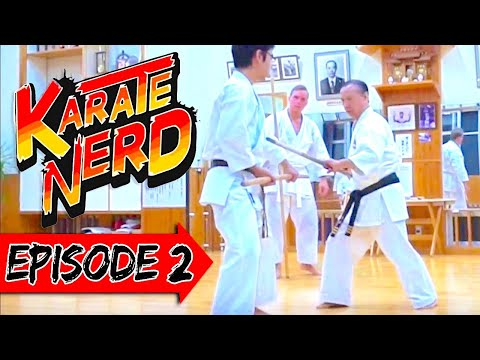KARATE NERD IN OKINAWA — Jesse Enkamp | Episode 2/8