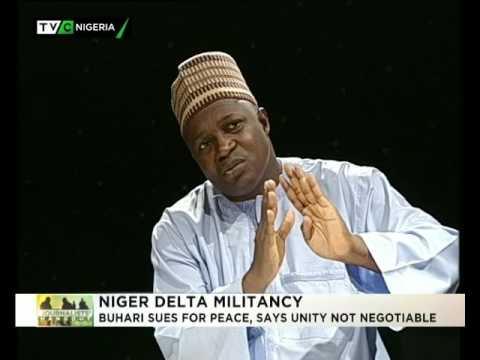 JOURNALIST HANGOUT | NIGER DELTA MILITANCY