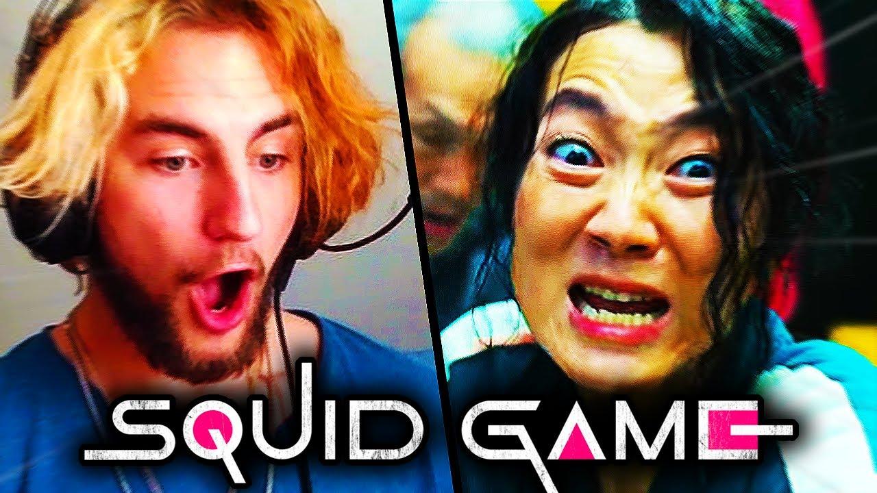 Download MAIS SÉRIEUX ???? 😭😭😭😭 | Squid Game ⏺🔼⏹ | Réaction Série Netflix VF - Saison 1 : Épisode 4