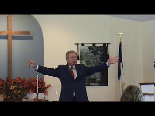 PreacherTom.com - Sunday Morning Sermon 10/18/2020