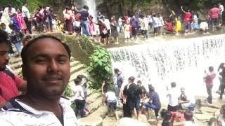 Ban Jhakri Water Falls Park. Gangtok, Sikkim, India.