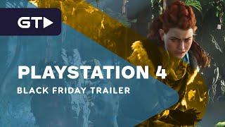 PlayStation 4 - Official Black Friday 2019 Trailer