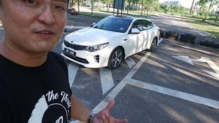 EvoMalaysia com | 2017 Kia Optima GT 2.0 Turbo Full In Depth Review