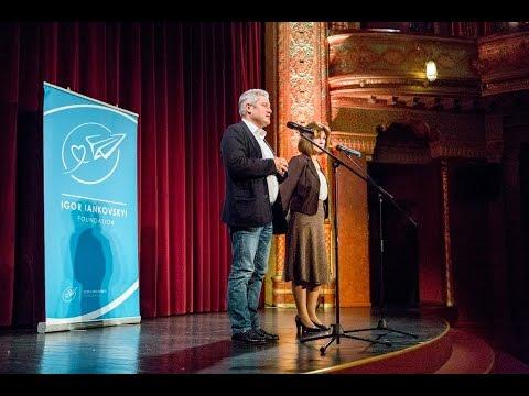 24Канал: Держкіно України та Фонд Янковського відкрили дні українського кіно в Будапешті