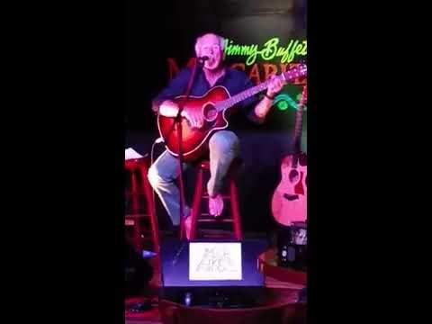 Jimmy Buffett Surprise Concert Live in Key West - 12/16/17 Southern Cross