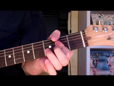 How to play Adele 'Someone Like You' Guitar Lesson