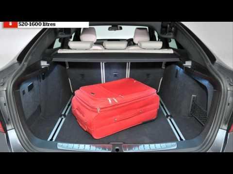 Bmw 3 Series Touring Boot Capacity