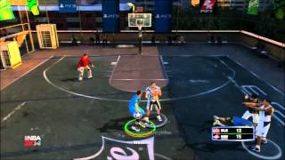 NBA 2K14 BlackTop | PS3