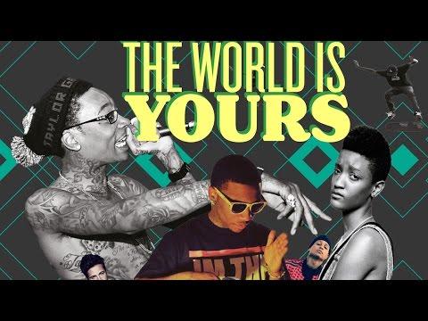 Comment Internet a changé la face du hip-hop