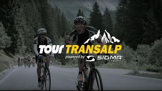 TOUR TRANSALP 2016 - CHALLENGE YOURSELF