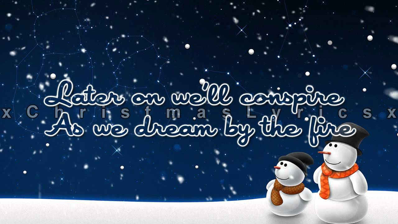 Elvis Presley - Winter Wonderland Lyrics - YouTube