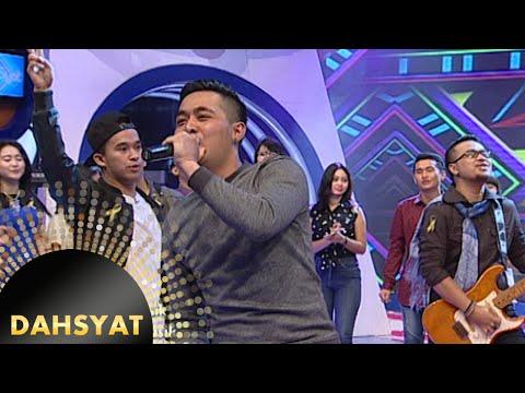 Bian Gindas Nyanyi '123' Bareng Sahabat Dahsyat [Dahsyat] [15 Feb 2016]