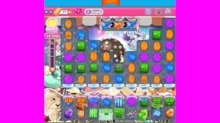 Candy Crush Saga Level 1409 ~ no boosters ~ HARD LEVEL