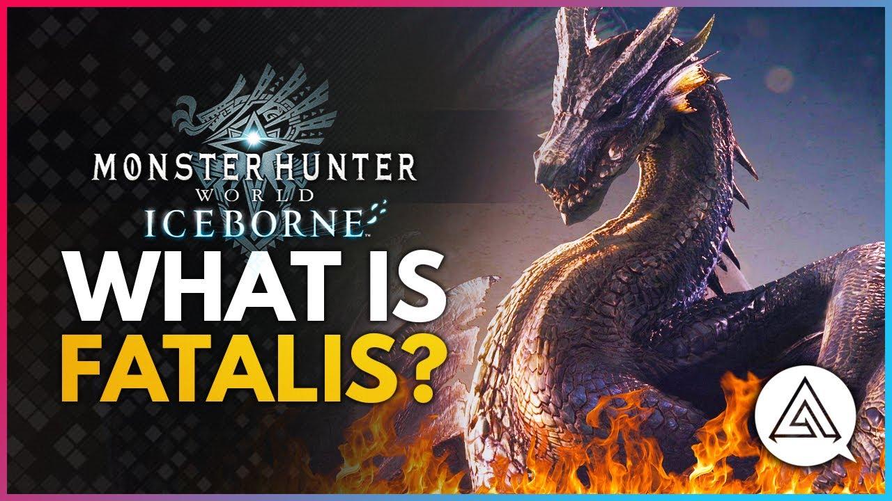 Monster Hunter World Iceborne | What Is FATALIS? thumbnail