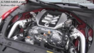 2010 Nissan GT-R EU Updates Videos