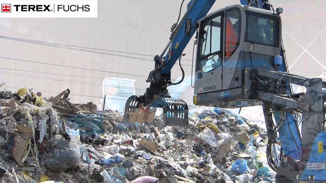 Fuchs Material Handlers - Highway Equipment Company