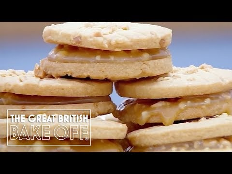 Judging The Baker's Biscuits - The Great British Bake Off