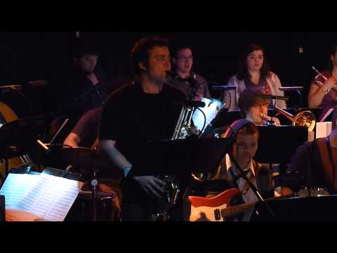 """Fast Brazil"" - UNI Jazz Band One & Robert Espe at The HuB"