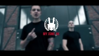 AK - My jsme AK (prod. Willy Vynic) OFFICIAL VIDEO