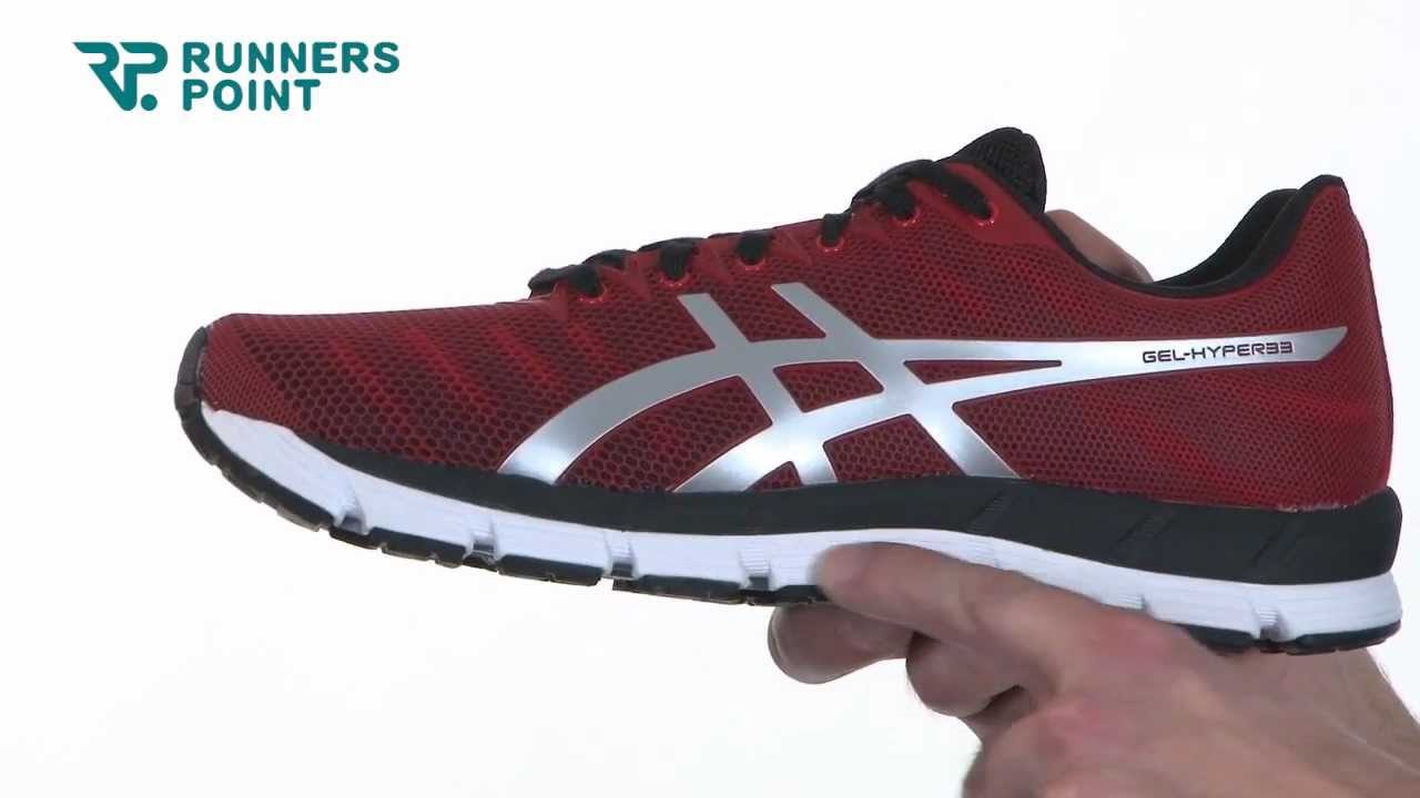 asics gel hyper 33 review