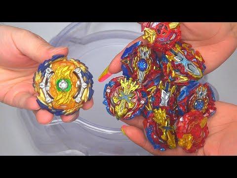 wizard-fafnir-vs-all-xcalibur-xcaluis-beys-|-beyblade-burst-gt-ベイブレードバーストガチンコ