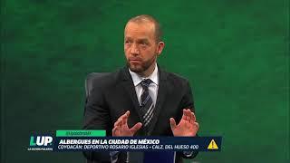 """""""Que se donen las taquillas"""": Alex Blanco"""