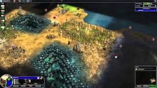 Let's Play Fallen Enchantress: Legendary Heroes (Insane) - Ep. 1 - Gameplay Walkthrough v.1.70