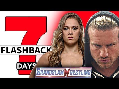 Wie startet Ziggler neu? Hintergründe zum Ronda Rousey WWE-Debüt! - 7DAYS (Deutsch/German)