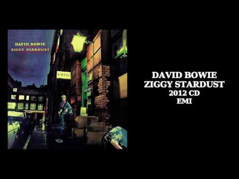CD Masters Comparison: Ziggy Stardust (David Bowie) mp3