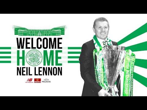 Exclusive Interview: Neil Lennon returns to Celtic Football Club