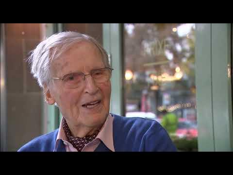 Denis Norden dies aged 96 - ITV News - 19th Sept 2018
