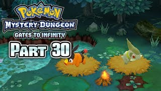 Pokémon Mystery Dungeon Gates to Infinity Part 30: Forest of Shadows!