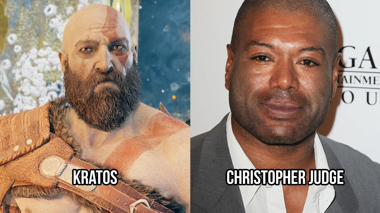 Characters And Voice Actors God Of War