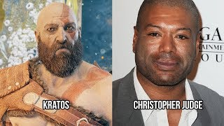 Characters and Voice Actors - God of War