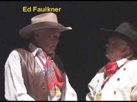 Ed Faulkner talks about movie icon John Wayne