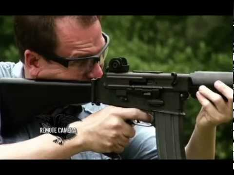 I Have This Old Gun - Armalite AR-180 Rifle