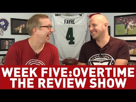 WEEK FIVE OVERTIME: THE NFL  REVIEW SHOW
