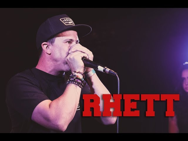 RHETT | Australian Beatbox Championship 2018 | Elimination