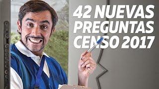 42 Nuevas Preguntas Censo 2017