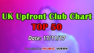 UK CLUB CHART TOP 50 (17/11/2017)