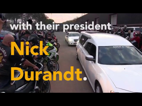 WATCH: Legendary boxing trainer Nick Durandt's fighter's farewell